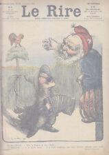 C1 LE RIRE # 37 1903 LEANDRE de La Neziere JEANNIOT Roubille POULBOT Iribe