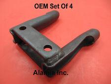OEM Set Of 4 Ryan Aerator Core Tines , # 547709 Fits LA 28  Heavy Duty Original