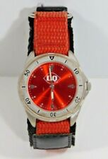 Vintage Sweda DAIRY QUEEN Sports Watch Wristwatch Rare