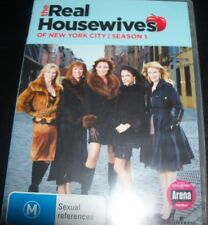 The Real Housewives Of New York Season 1 (Australia Region 4) DVD - NEW