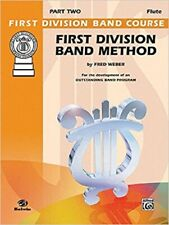 First Division Band Method Part 3 - Flute