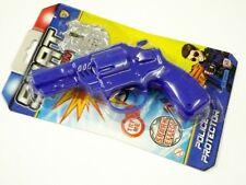 SWAT POLIZIA PISTOLA SPARK /& Badge Set shooting fotografico Stocking Filler Play Fancy