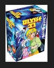Coffret 5 DVD Ulysse 31 Ulysses Intégrale Araki Deyries Chalopin Borg POPY OST