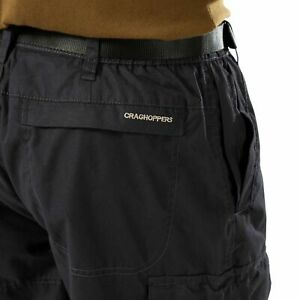 Mens Craghoppers Kiwi Classic II Casual Walking Hiking Cargo Trousers RRP £50