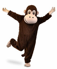 """Professional Mascot Costume - Monkey - 64"""" Tall and 28"""" Wide"""