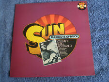SUN ROOTS OF ROCK VOL.5 - CHARLY LP - JERRY LEE LEWIS/CARL PERKINS/CARL MANN etc