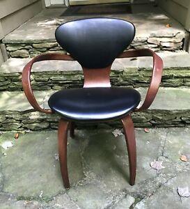 Mid Century Modern Plycraft Pretzel Chair cherner goldman levenger chair