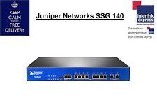 Juniper Networks SSG 140 Firewall VPN Router