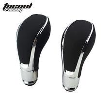Black 1 x Universal For Opel/Vauxhall/Insignia Automatic Gear Stick Shift Knob