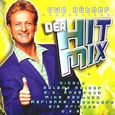 Hit Mix (Uwe Hübner, 1997) Roland Kaiser, GG Anderson, Marianne Rosenberg.. [CD]