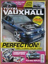 Total Vauxhall January 2015 Cavalier Turbo Firenza Old Nail Nova Astra VXR Corsa