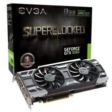 EVGA GeForce GTX 1080 SC2 GAMING, 8GB GDDR5X, iCX Technology - 9 Thermal Sensors