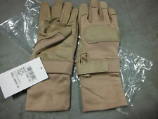 ANSELL TAN COMBAT EXT. CUFF GLOVES 46-409 276269 104624 SIZE XXL  NEW