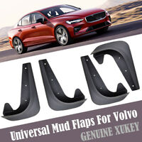 4 X Nueva goma de calidad mudflaps para adaptarse a Vauxhall Astra Belmont de ajuste universal