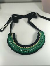 Marni Knitted Necklace