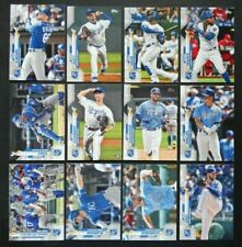 2020 Topps Series 2 Kansas City Royals Base Team Set 12 Baseball Cards