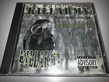 Killarmy-Wu-RENEGADES/Clash of the Titans (Single/Maxi-CD) RZA