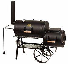 JOE ́s  BBQ SMOKER Special 40,6 cm/16 Zoll, jetzt mit größeren Grillflächen und