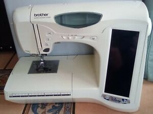 Brother Super Galaxie 3100D sewing & Embroidery machine.