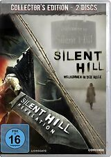 2 DVDs *  SILENT HILL - 1&2 - Collectors Edition  # NEU OVP $