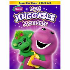 Barney: Most Huggable Moments Super-Dee-Duper 2-DVD Set Most Huggable Moments /