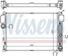 Radiator Nissens 67107A fits 07-14 Mercedes CL600