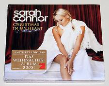 SARAH CONNOR - CHRISTMAS IN MY HEART - CD DIGIPACK ALBUM NEU & OVP WEIHNACHTEN