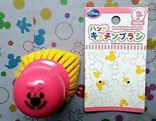 Disney Minnie Mouse Hand Kitchen Brush Fast Free Shipping From Japan