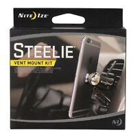 Nite Ize Steelie Vent Mount Kit w/Magnetic Phone Socket Universal Dashboard Clip