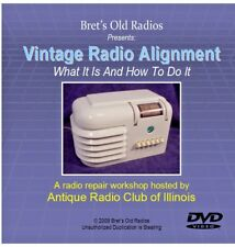 Dvd: Vintage Radio Alignment-Sale Priced for Summer!