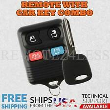 Keyless Entry Remote for 2001 2002 2003 2004 Ford Escape Car Key Set