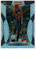 2019-20 Panini Prizm Draft Picks Mojo #/49 Chuma Okeke #17 Rookie