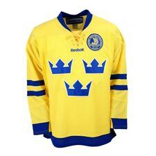 Reebok Team Sweden Junior Fan Jersey Away, Ice Hockey Jersey, International