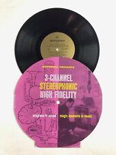 VA Progress In Sound/Magic Moments In Music LP Motorola SNJB2453 US VG+ 2H