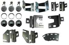 Ford Van Complete Exterior Door Lock Kit SLICK LOCKS FD-FVK-SLIDE-TK