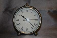 Vintage quartz clock. G.W.O.
