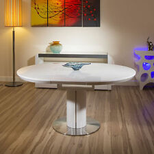Lacquer Modern Dining Room Tables