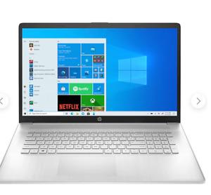 Brand New Sealed HP Laptop 17-cn0268st i7-1165G7 8GB/256GB Windows 11 2021