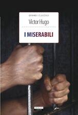 VICTOR HUGO - I MISERABILI - CRESCERE EDITORE - CON SEGNALIBRO STACCABILE