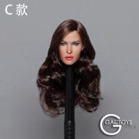 "GACTOYS 1//6 GC029 Megan Fox Head Sculpt F 12/"" Female Phicen TBL Figure Body Toys"