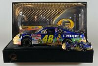 2002 Action Jimmie Johnson #48 Lowe's Looney Tunes Rematch Monte Carlo Elite