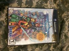 phantasy star online episode i ii gamecube with memory card