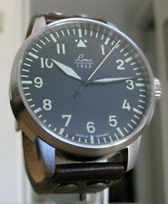 Brand New Laco Augsburg Automatic German Made Men's Flieger Watch # 861688
