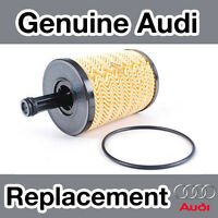 Genuine Audi A3 (8P) 1.9TDi, 2.0TDi (04-) Oil Filter