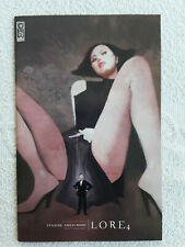 2004 IDW Comics Ashley Wood with T.P. Louise Lore #4 1st Printing NM