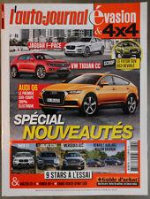 L'auto-Journal Evasion &4x4 magazine (French) No74 4e tirmestre 2015