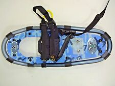 Yukon Charlie's Youth Series Replacement RIGHT Snowshoe for Juniors, Blue