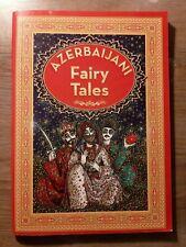 Azerbaijani Fairy Tales in English // six fairy tales // Unused //Paperback book