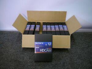 Sony BCT-12HD HDVS HDCAM                                jh