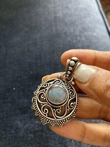 Beautiful Qvc Suarti Opal Pendant